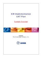 KM_UAT_Plan_-_Sample