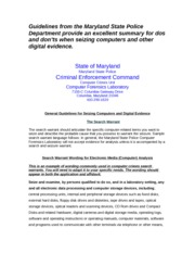 Article Maryland Seize Computers (1)