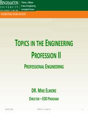 Week_14_Lecture 13 - Topics in the Engineering Profession II(1).pdf