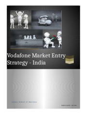 Vodafone Caste Study - Group L5