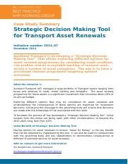 Strategic-decision-making-tool-for-transport-asset-renewals-summary