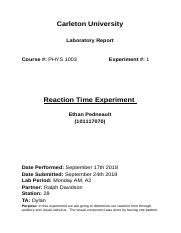 Reaction time experiment lab 1.docx