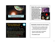 702-Discovery of Exoplanets