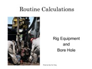 Topic 3 Routine Calculations