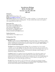 151 syllabus fall 2014 tuesday thursday-2