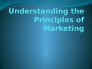 Marketing Concepts and Principles F15 (1)