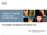 Identify Laptops and Portable Devices PPP