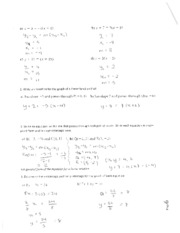Math 10C Linear Functions Assignment Pg.6