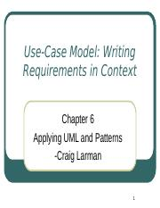 Tutorial 2 Use-Case Model