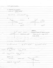Chapter 3.1 Notes Exponential Functions
