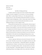 Cause and Effect Essay with Citations.docx