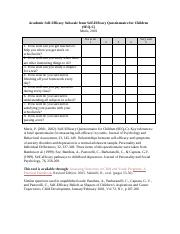 20 SEQ-C_Brief Survey and subscale pullout_Self-Efficacy Questionnaire for Children.pdf