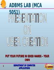 User_Creation.ppt