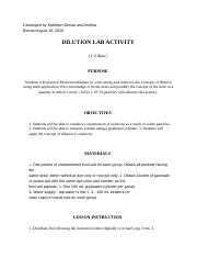 Dilution_Lab_Activity_
