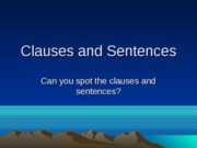 Clauses_and_Sentences