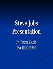 Steve Jobs Tamy (1).ppt