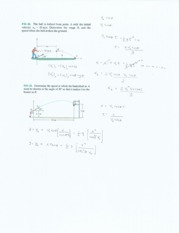 projectile motion 1