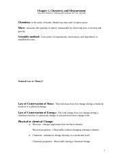 Chapter 1 Notes AG 011214