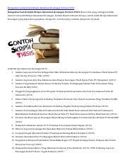 Judul Skripsi Akuntansi Skripsi Ku Com Search Www Search Skripsiku Com Skripsi Ke Sarjana An Untuk Universitas Dan Perguruan Tinggi Di Indonesia