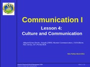 Communication-lesson4
