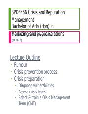 SPD4466 CRM - L5 Crisis preparation-Md.pptx