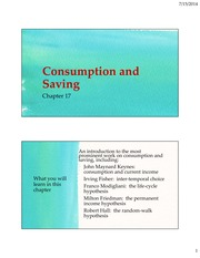 Ch 17 Consumption and Saving-3