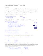 MGMT 340 CRP #2 Solution.docx