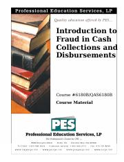 FRAUD IN CASH COLLECTION AND DISBURSEMENT.PDF