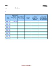 I-13.03 Worksheet