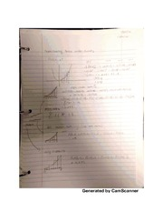 Sigma notation notes