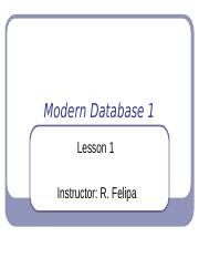 Databases_Lesson_1(1)