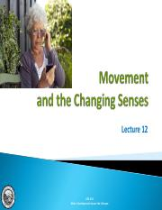 Lecture 12 - Movement and the Changing Senses.pdf