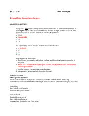 Demystifying  Answers.docx