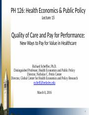 15. Quality of Care and P4P 03.08.2016.pptx