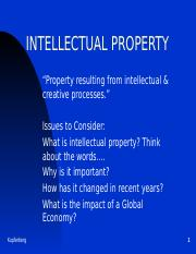 Intellectual Property Spring 2017 ppt (1).pptx