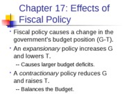 ECN_203__17_Fiscal Policy(f09)