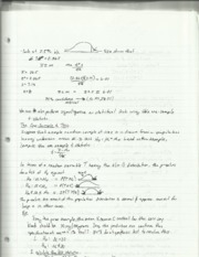 Statistics One Sample Test Notes