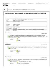 Review Test Submission_ HW08 Managerial accounting – .
