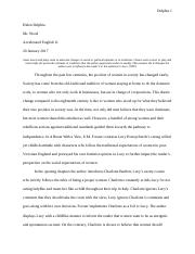 Room With a View Essay.docx