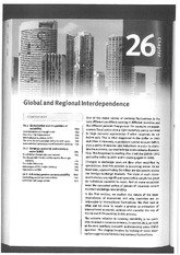 Global and Regional Independence