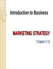 Chapter_-_13_-_Marketing_Strategy.ppt