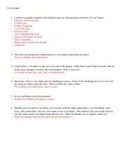 Corn Snakes Questions and Scenarios.docx