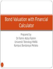 chapter 5.1 bond with financial calculator.ppt