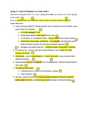 Anth222StudyGuide1