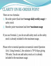 ACC 201 -clarity on re-order point.pptx