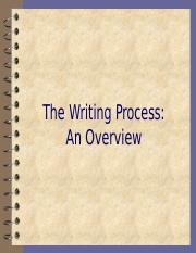 Paragraph and the Writing Process.pptx