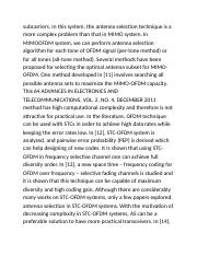 Space Time Turbo Coded OFDM with Joint Transmit (Page 7-8)