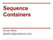 03-SequenceContainers