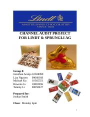 Channel_Audit_Lindt Final