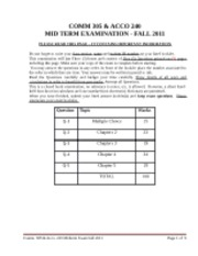 Midterm exam fall 2011-with solution-finalcopy